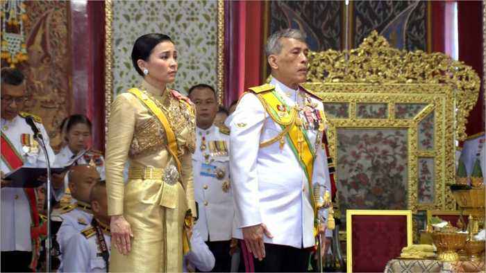 Thailand Crowns King Vajiralongkorn