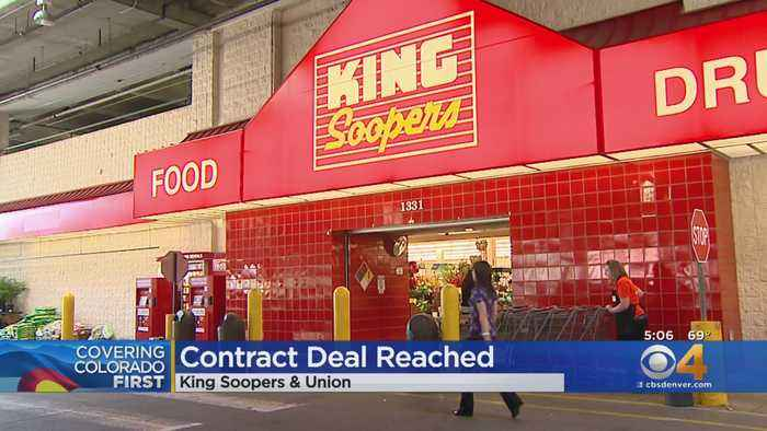 Contract Between King Soopers & Union Approved