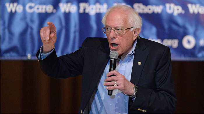 Bernie Sanders Clarifies He Is More Progressive Than Joe Biden