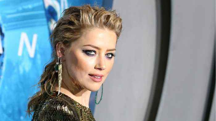 Amber Heard Talks About Domestic Abuse And Sexuality
