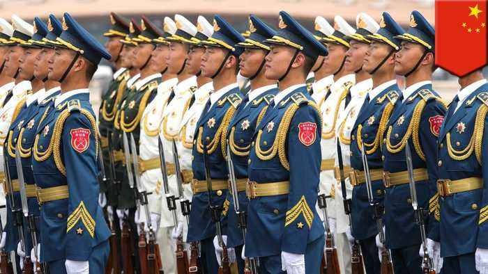 U.S. accuses China of spying and stealing military tech