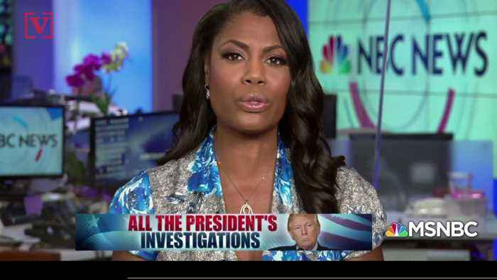 Former White House Aide Omarosa Says Trump Administration Destroyed Evidence Meant for the Mueller Investigation