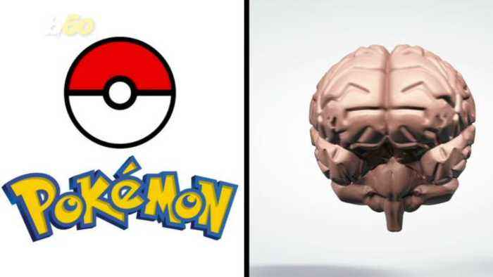If You Played 'Pokémon' as a Kid, You Now Have a Unique 'Pokémon' Zone in Your Brain, Study Finds