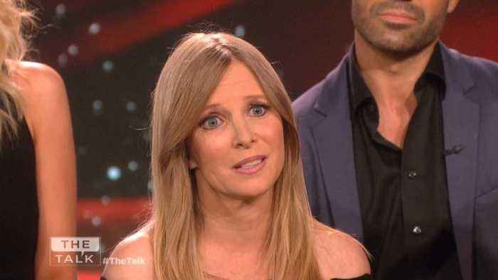 The Talk - Lauralee Bell Thanks 'Y&R' Fans; Says 'I'm proud of parents'