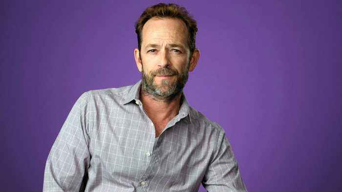 Luke Perry's Daughter Says He Was Buried In Biodegradable Suit Made From Mushrooms