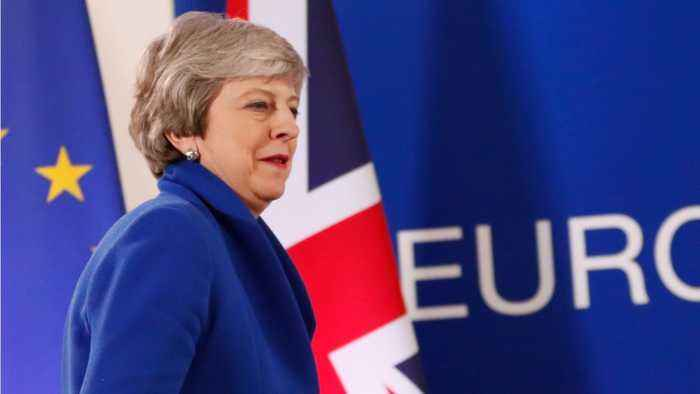 Theresa May calls on Labour Party leader for cross-party Brexit deal