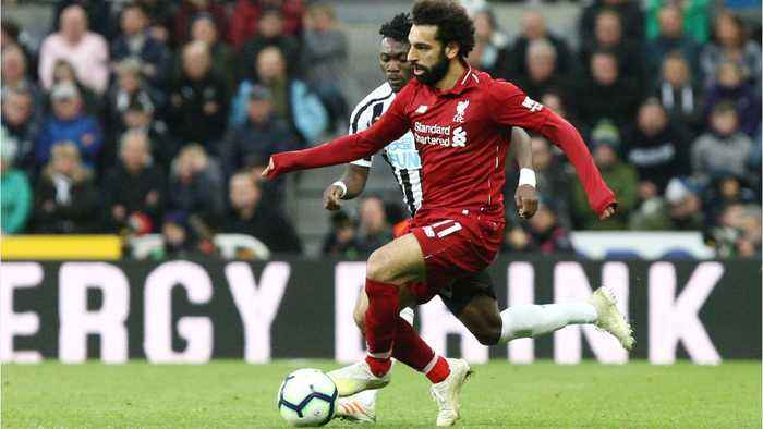 Mo Salah is reportedly OK after head injury