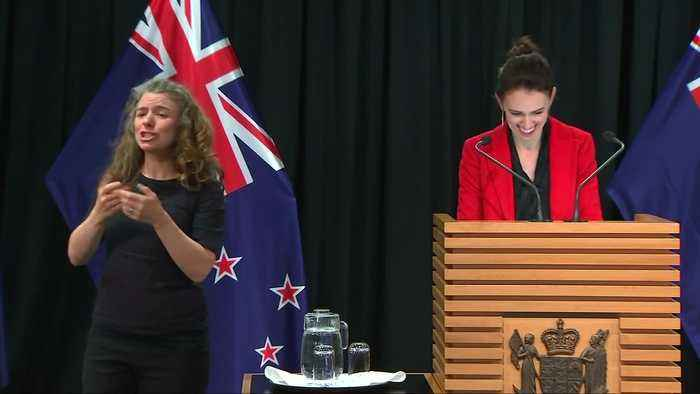 """""""I was surprised by the question,"""" says NZ PM Ardern about wedding proposal"""