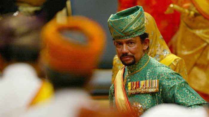 Sultan Of Brunei Says He Won't Enforce Capital Punishment For Gay Sex