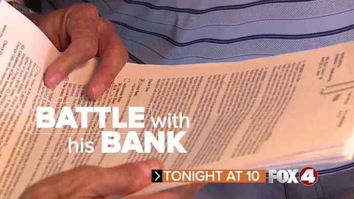 Preview: Naples man battles the bank after Hurricane Irma