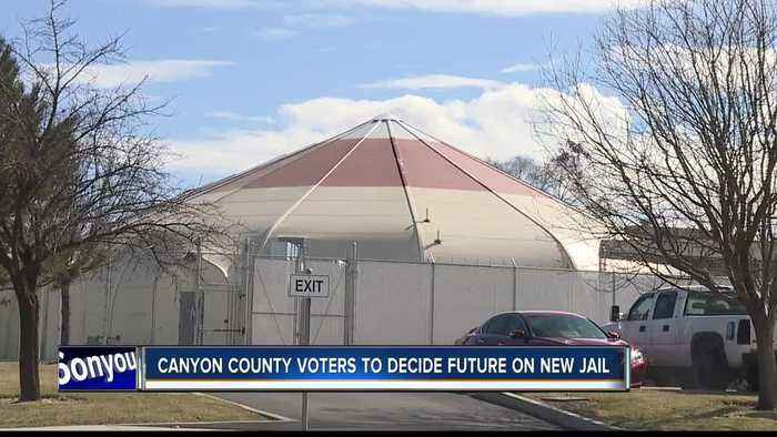 Canyon County voters to decide on future of new jail