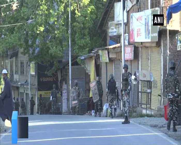 Polling underway in Anantnag constituency amid tight security