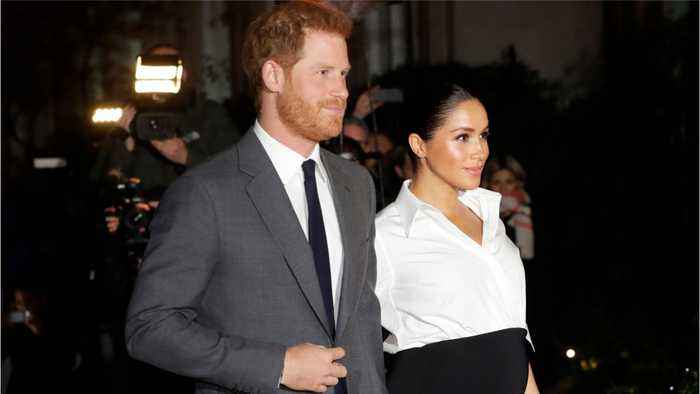Meghan Markle Goes Into Labor