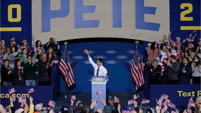 Buttigieg Battles Terrible Poll Numbers