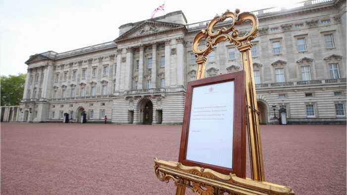Royal Baby Is Seventh In Line To The British Throne