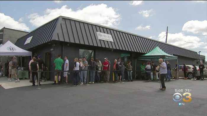 Medical Marijuana Dispensary Opens Doors For First Time In Delaware County