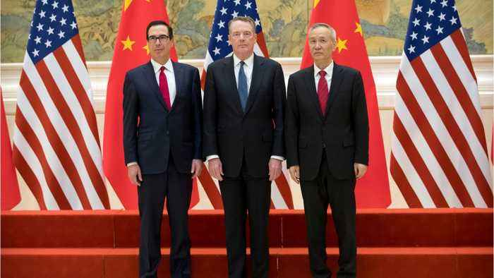 U.S. Reports That China Reneged On Trade Commitments