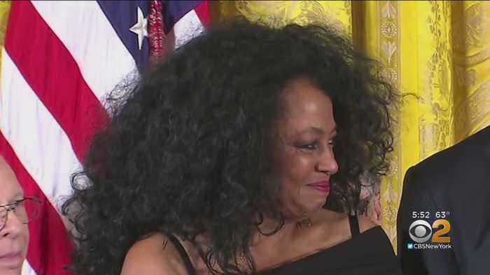 Diana Ross Claims TSA Agent Violated Her At Airport