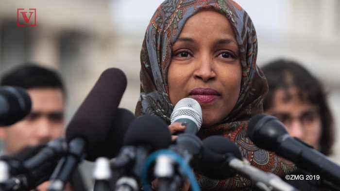 Congresswoman Ilhan Omar Claims She's Trump's 'Biggest Nemesis'  and a 'Nightmare' for Him