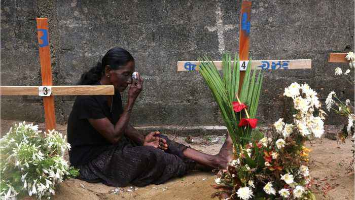 Sri Lanka Says More Islamist Militant Attacks Cannot Be Ruled Out