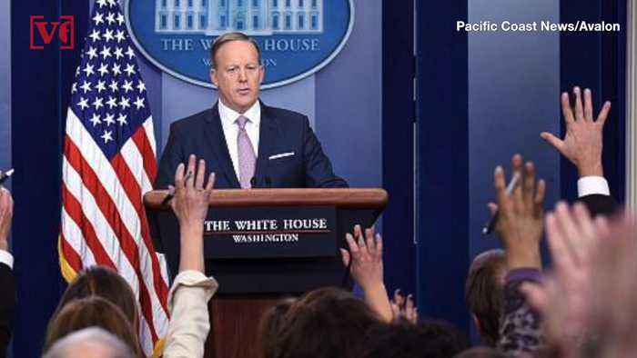 Sean Spicer Goes After Hillary Clinton, 'Hopes She Keeps Advising 2020 Democrats'