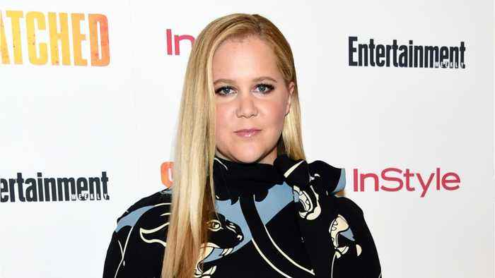 Amy Schumer & Chris Fischer Welcome Newborn Boy