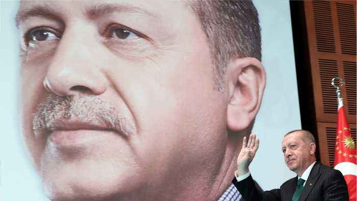 Turkey scraps election results after Erdogan's candidate loses
