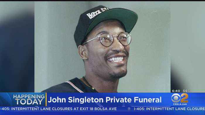 Private Funeral Today For Director John Singleton