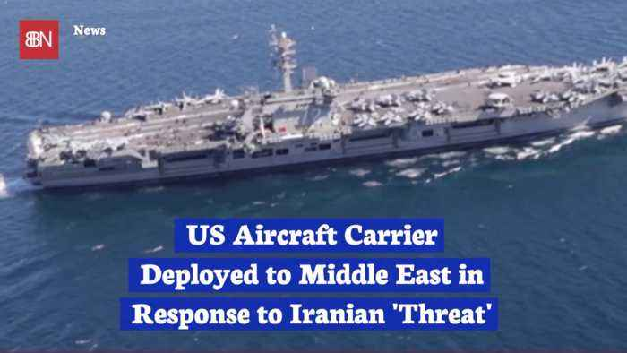 The U.S. Military Responds To Iran Threats
