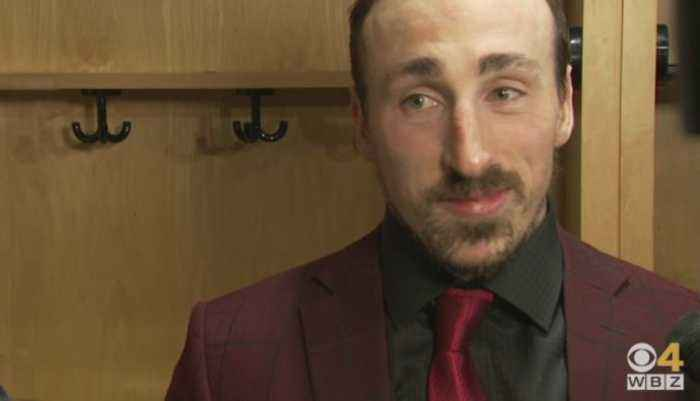 Brad Marchand A Man Of Few Words After Bruins Advance To Eastern Conference Finals