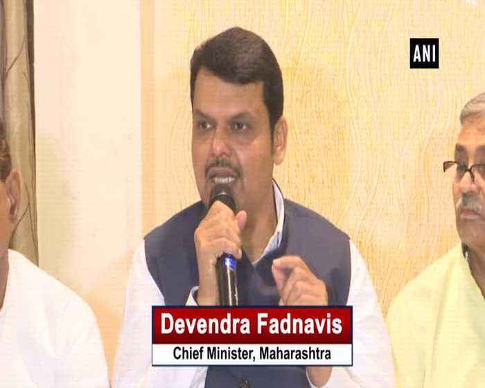 Today entire world stands with India excluding Pakistan CM Fadnavis