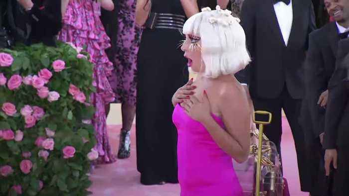 Met Gala: Lady Gaga wows red carpet with four looks