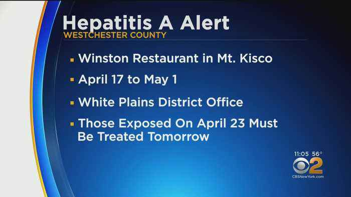 Hepatitis A Scare In Westchester County