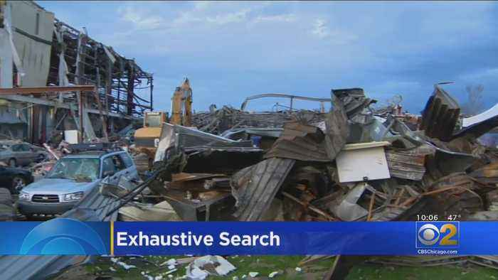 Search Continues For Missing Man After Deadly Chemical Plant Explosion In Waukegan