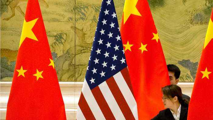 China Backs Out And Will Get More Tariffs From The US