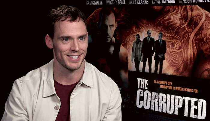 'The Corrupted': Exclusive Interview With Sam Claflin