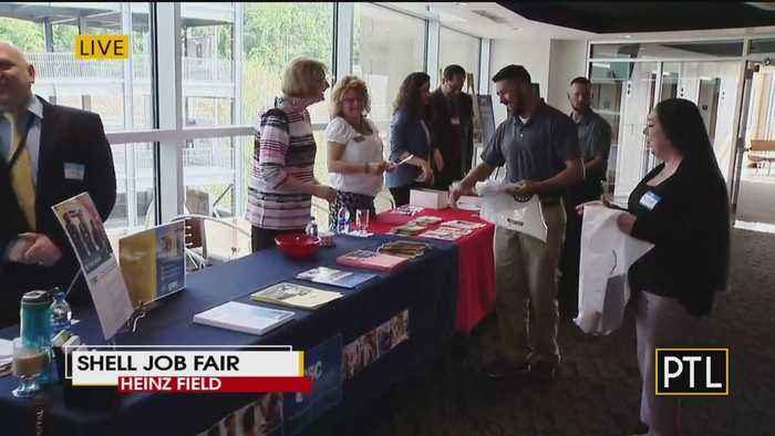 Job Fair For Vets & Active Duty Military, Part 1