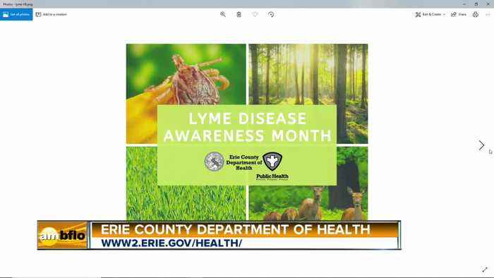 Erie County Health Commissioner Talks About Upcoming Rabies Clinics and it Lyme Disease Awareness Month
