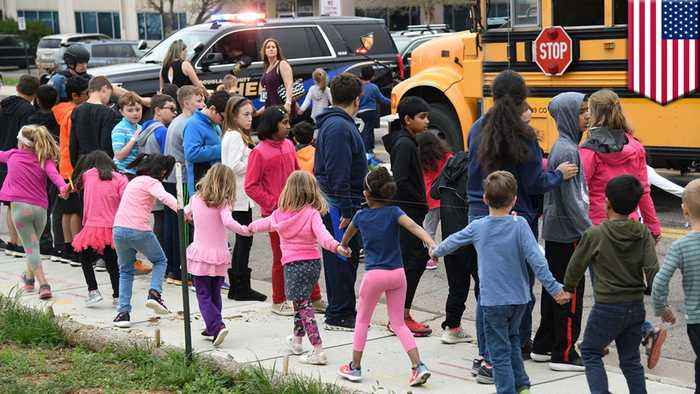 Shooting at Colorado school leaves 1 dead and 7 injured