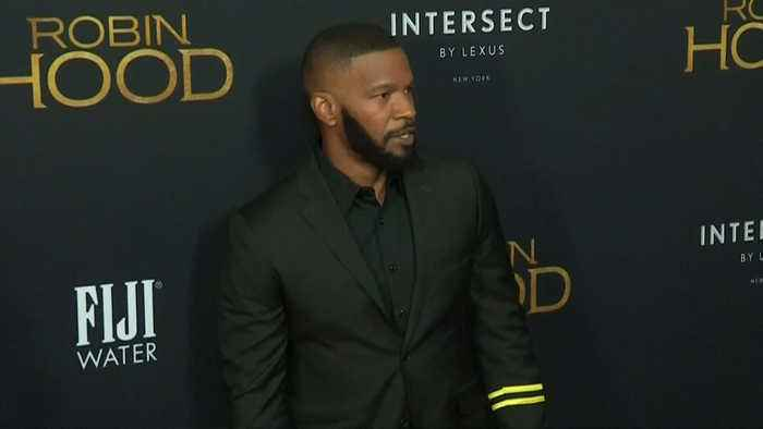 Jamie Foxx purchases new home for his ex