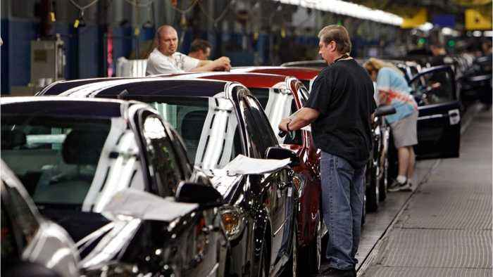 GM Plans To Add Hundreds Of Jobs At 3 Ohio Plants