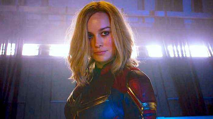 Captain Marvel with Brie Larson - Official 'Pre-Order' Trailer