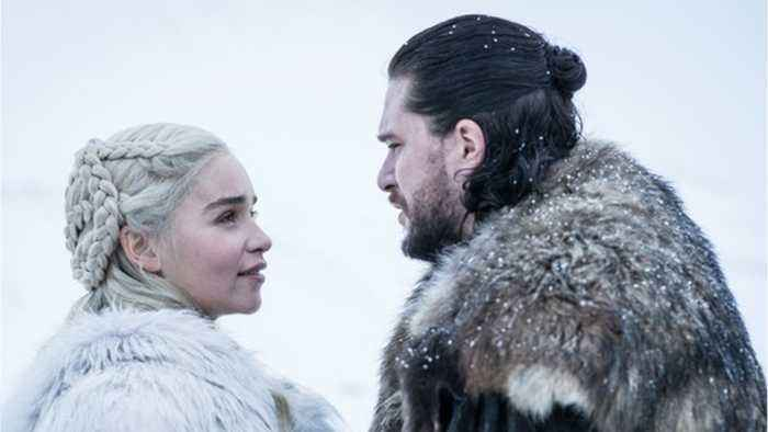 'Game Of Thrones' Director Explains Jon Snow's Lack Of Goodbye To Ghost