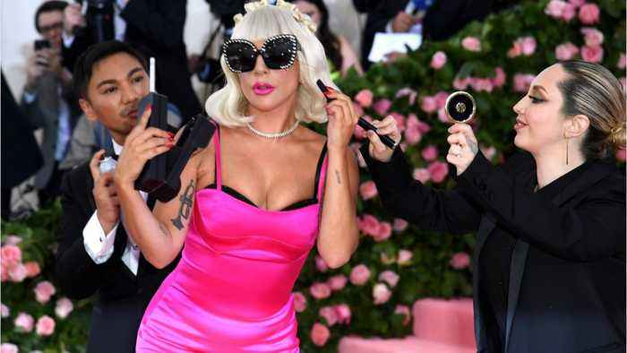 Lady Gaga Opened Met Gala With Four Outfits