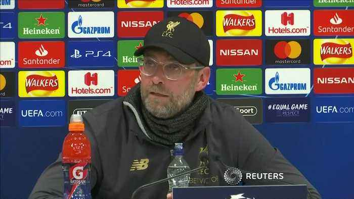Klopp lauds Liverpool's 'big heart' in epic Champions League comeback