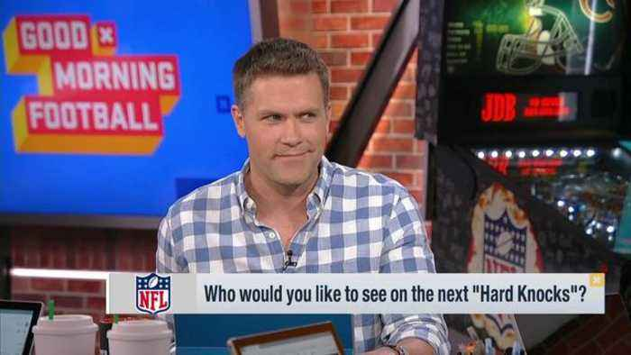 Kyle Brandt makes case for Oakland Raiders to be on 'Hard Knocks' in 2019