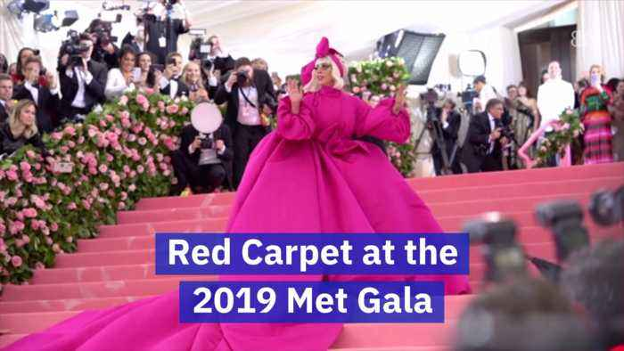 The Hottest Celebrities At The 2019 Met Gala