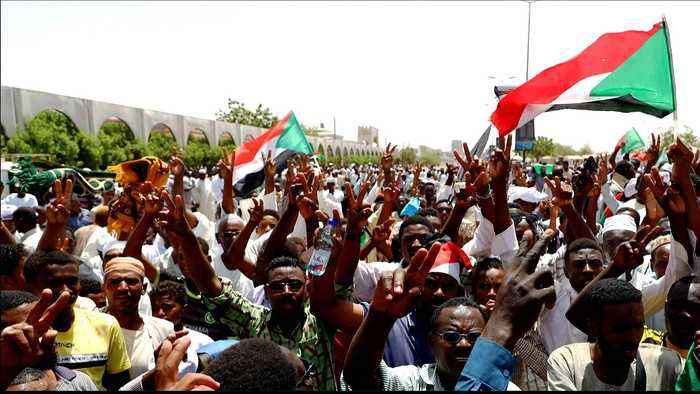 Sudan sit-in to continue as opposition, military disagree on terms