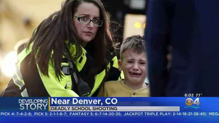 One Dead, Eight Injured In Colorado School Shooting