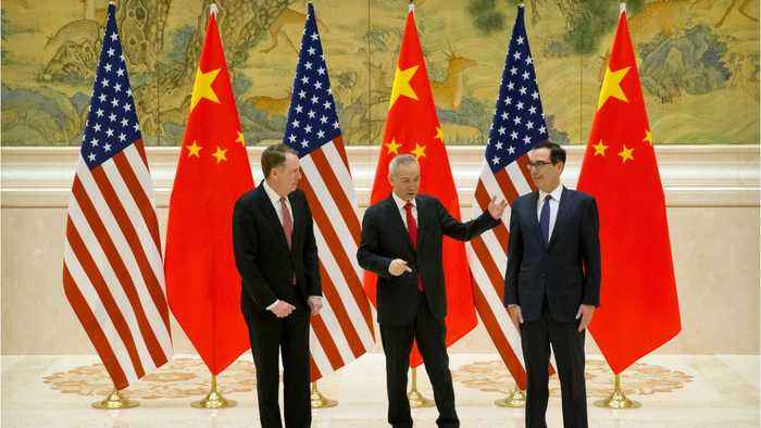 China Changes Details Of U.S. Trade Deal